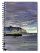 He'eia And Kualoa 2nd Crop Spiral Notebook