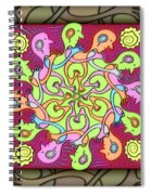 Heel-toe Express Spiral Notebook