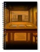 Heileen 1 Sail Away Spiral Notebook