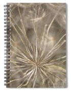 Held In Place Spiral Notebook