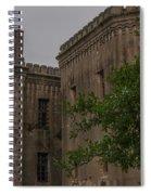 Held Many Notoriuos Criminals Spiral Notebook