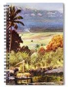 Helen Dranga Art Spiral Notebook