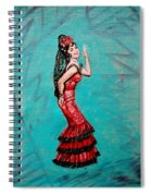 Helen In Teesri Manzil Spiral Notebook