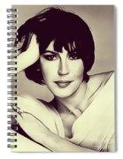 Helen Reddy, Singer Spiral Notebook