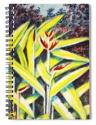 Heliconia 2 Spiral Notebook