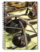 Helicopter 1 Spiral Notebook
