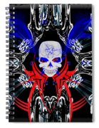 Hell Rider Spiral Notebook