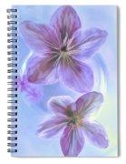 Hellebore Art Spiral Notebook