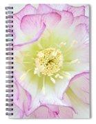 Hellebore Blossom  Spiral Notebook