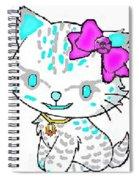 Hello Nirvana Spiral Notebook