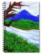 Hello Spring Time Spiral Notebook