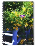 Hello Sunshine Spiral Notebook