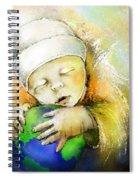Hello World Spiral Notebook