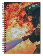 Hell's Acre  Spiral Notebook