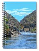 Hells Canyon Dam  Spiral Notebook