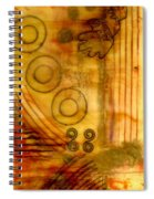 Helping Hands Spiral Notebook