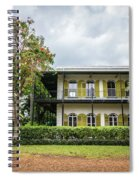 Hemingway House, Key West, Florida Spiral Notebook