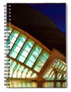 Hemispheric - Valencia Spiral Notebook