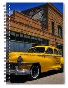 Hemlock Spiral Notebook