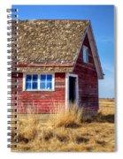 Hen House -1 Spiral Notebook