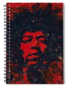 Hendrix Spiral Notebook