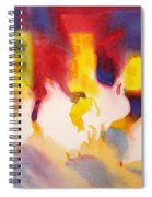 Henhouse Serenade Spiral Notebook