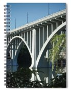 Henley Street Bridge II Spiral Notebook