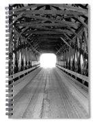 Henniker Covered Bridge Spiral Notebook