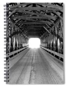 Henniker Covered Bridge Spiral Notebook
