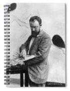 Henri Matisse (1869-1954) Spiral Notebook