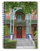 Henry B. Plant Museum Entry Spiral Notebook