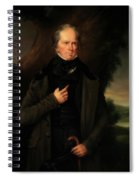 Henry Clay Spiral Notebook