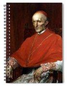 Henry Edward Manning Spiral Notebook