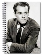 Henry Fonda, Hollywood Legend Spiral Notebook