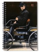 Henry Ford, 1863-1947 Spiral Notebook