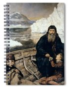 Henry Hudson And Son Spiral Notebook