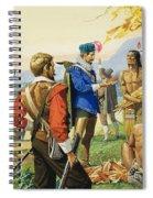 Henry Hudson Spiral Notebook