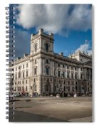 Her Majesty's Treasury Spiral Notebook