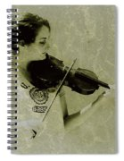Her Music Spiral Notebook