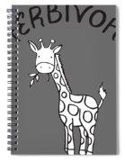 Herbivore Spiral Notebook