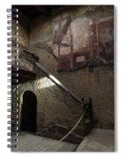 Herculaneum House Wall Art - Murals Mosaics And Arches Spiral Notebook