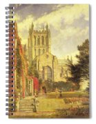 Hereford Cathedral Spiral Notebook