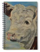 Hereford Profile Spiral Notebook