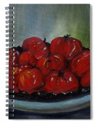 Heritage Tomatoes Spiral Notebook