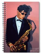 Herman Brood Spiral Notebook