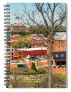 Hermann Mo Panoramic_dsc3992 Spiral Notebook
