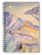 Hermit Spiral Notebook