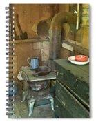 Hermits Cabin Spiral Notebook