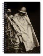 Heroes Spiral Notebook
