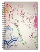 Heroes Celebrate Spiral Notebook